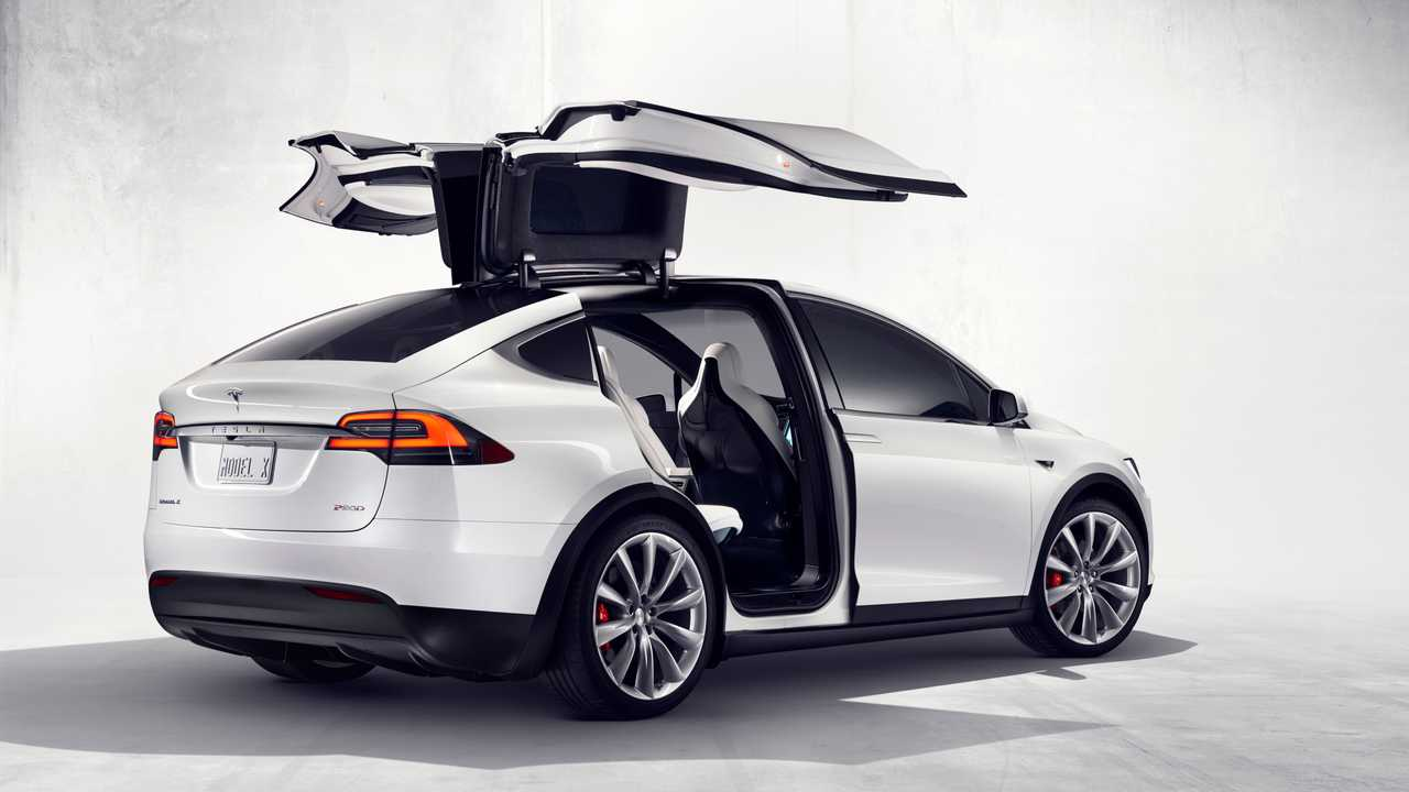Tesla Model X (hasta 505 km)