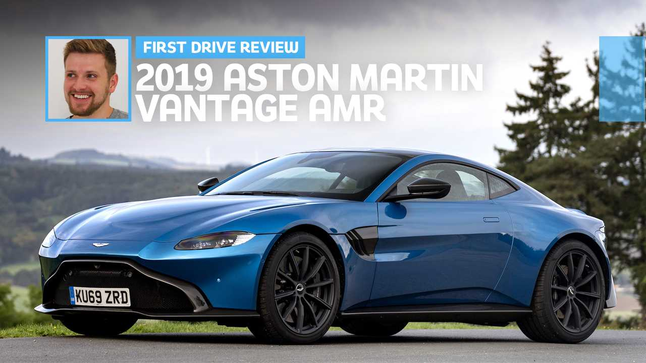 2019 Aston Martin Vantage AMR: First Drive