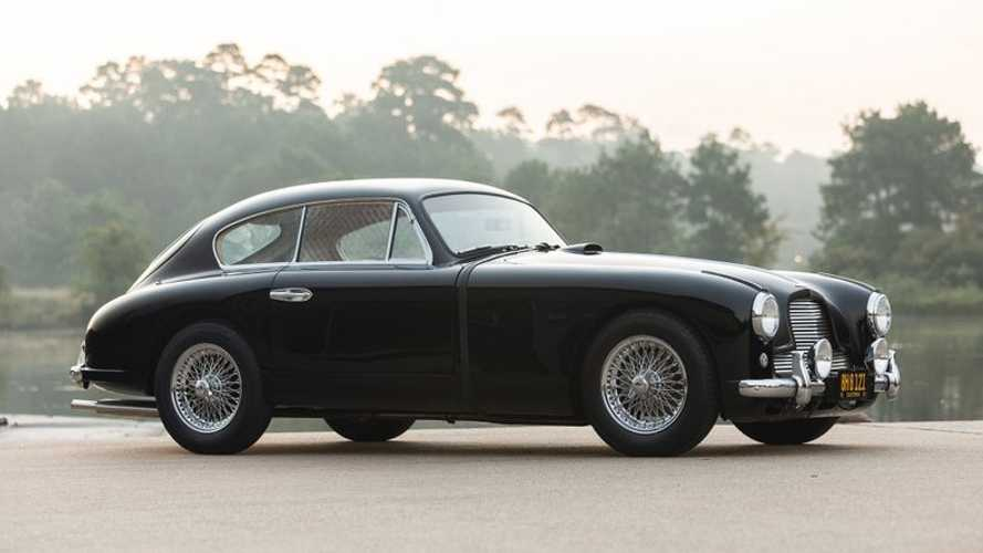 Enjoy The Sophistication Of A 1954 Aston Martin DB 2/4