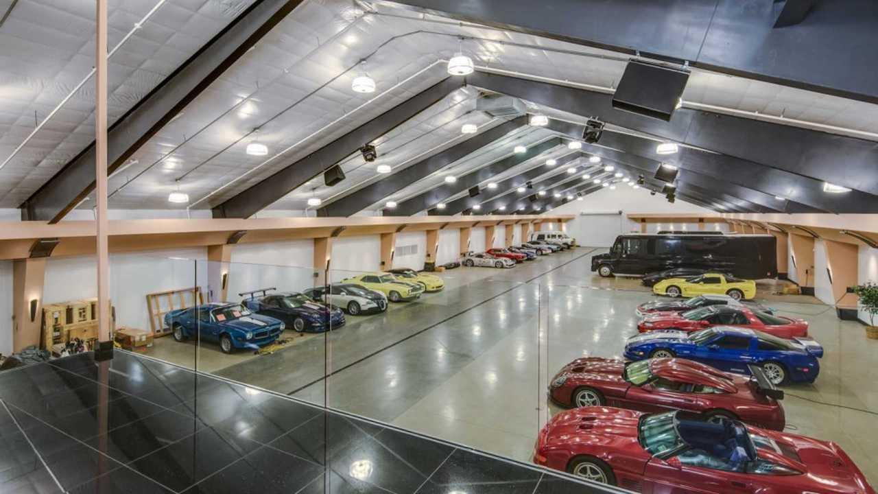 Racer's Colorado Estate Houses 100-Car Auto Museum