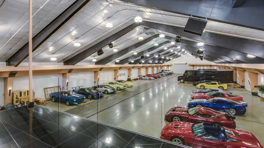 Racer's Colorado Estate Houses 100-Car Auto Museum
