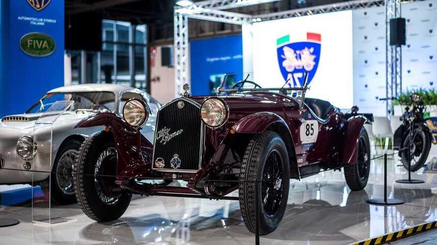 Milano AutoClassica, l'edizione 2020 celebra i 90 anni di Pininfarina