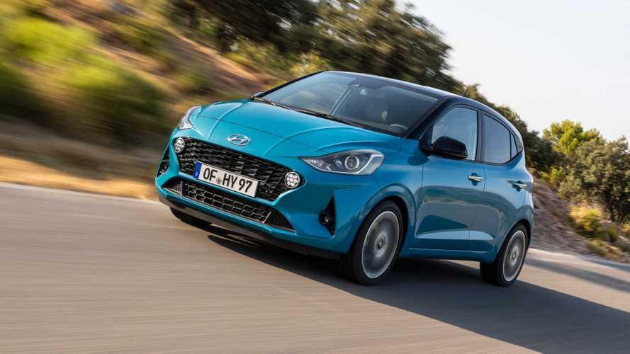 Neuer Hyundai i10 (2019): Mehr Konnektivität und eine erste Preisangabe