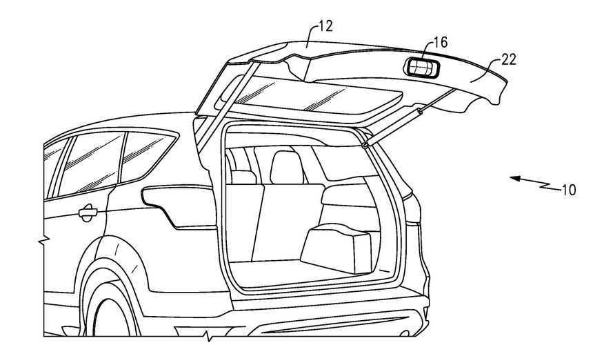 Ford, ilginç bir projeksiyon teknolojisinin patentini aldı