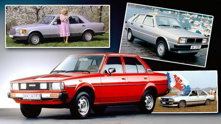 Die 10 wichtigsten Auto-Neuheiten des Jahres 1979