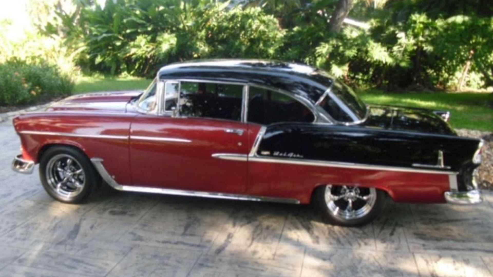 Kelebihan Kekurangan Chevrolet 1955 Harga