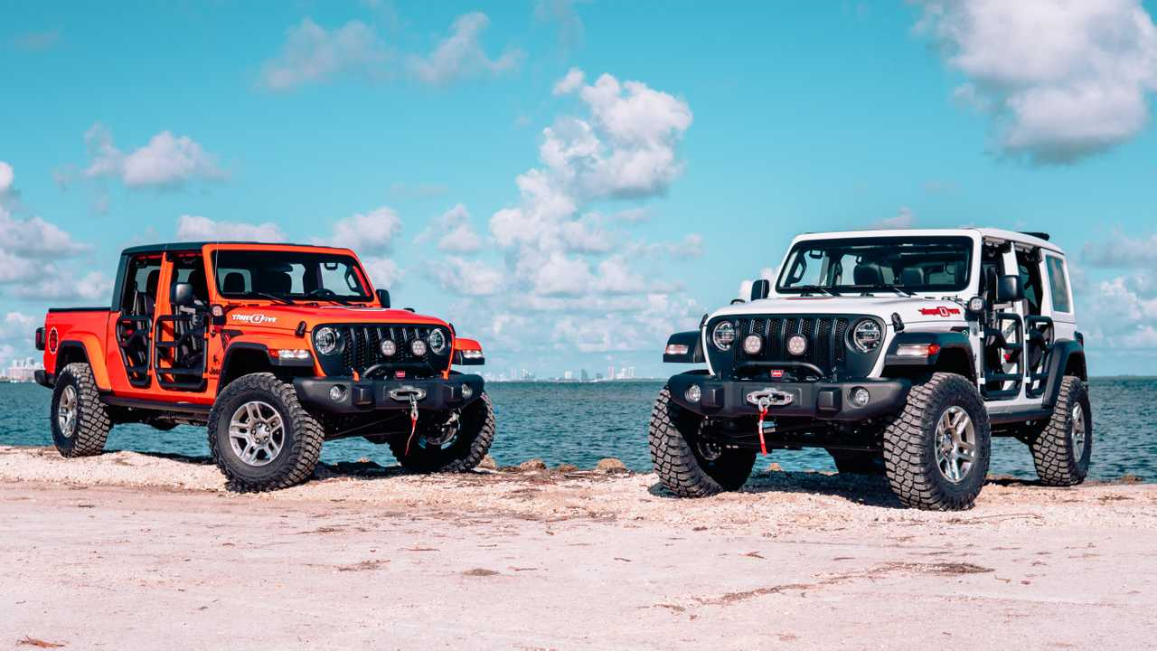 Jeep Gladiator/Wrangler 305 Edition