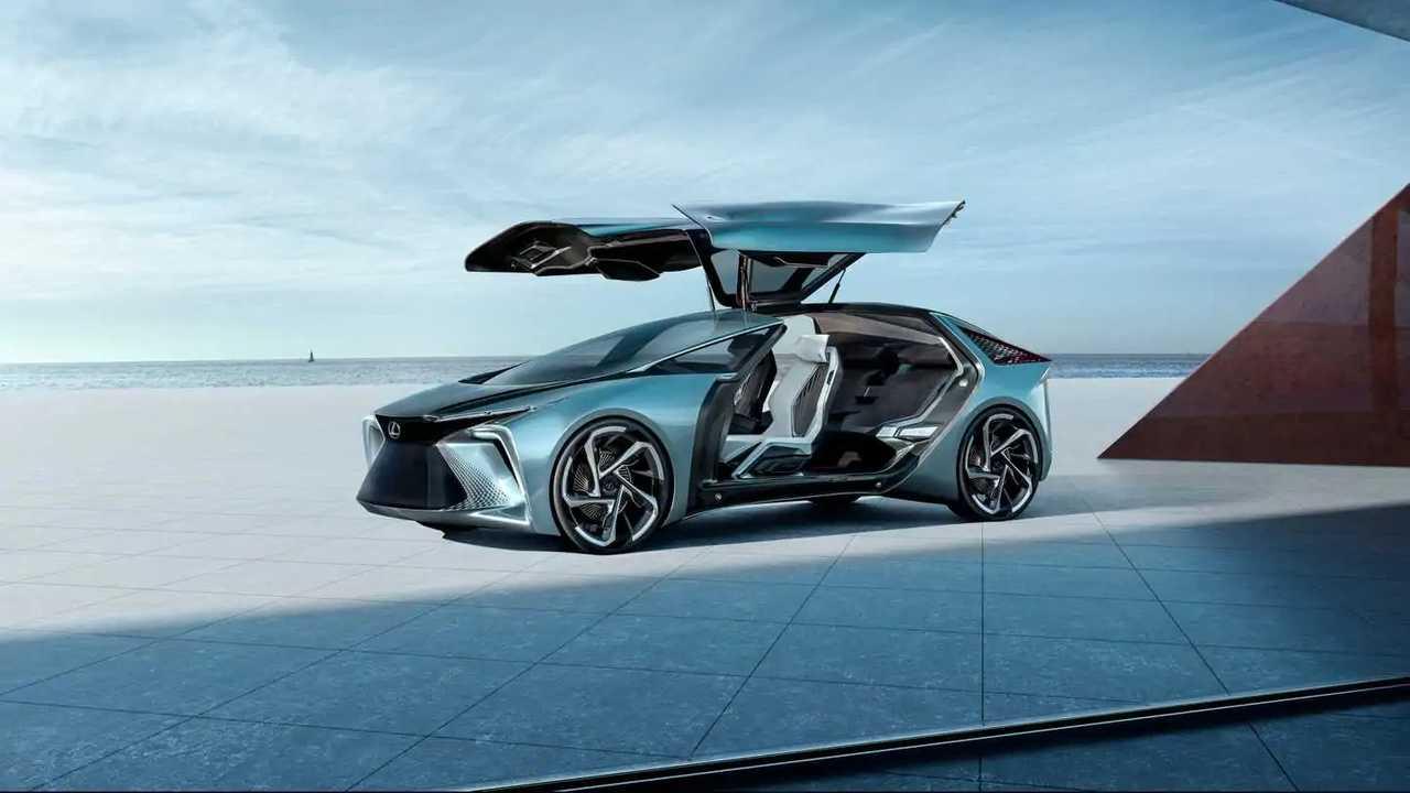 2019 Lexus LF-30 koncepció