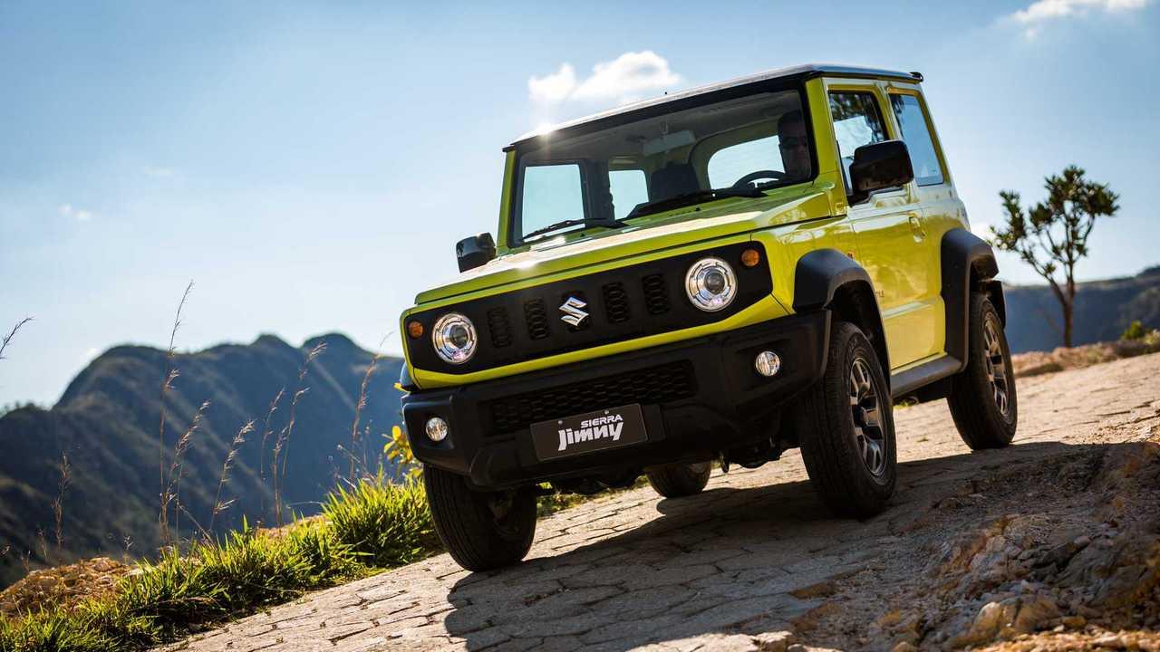 Suzuki Jimny Sierra 2020