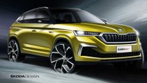 Skoda Kamiq GT: SUV-Coupé für China