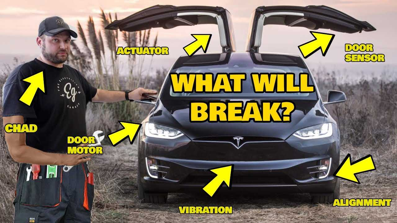Check Issues the Model X May Have With The Help Of The Electrified Garage