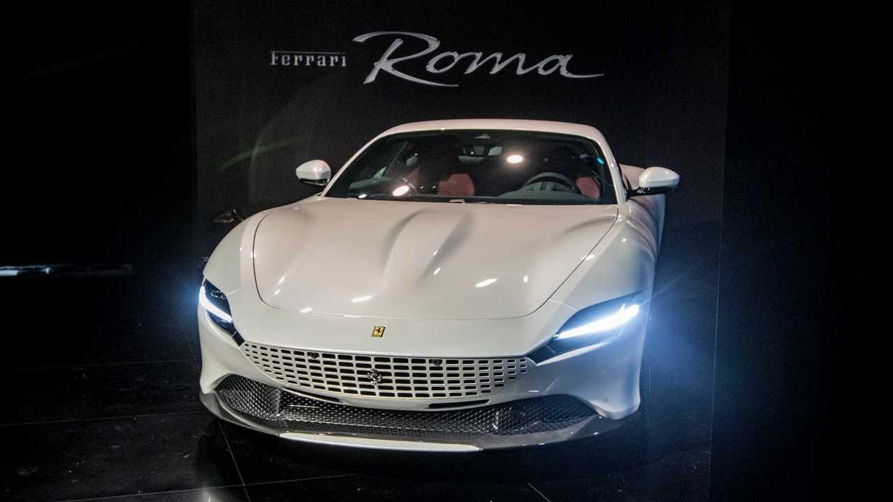 Ferrari Roma, la nuova Gran Turismo ispirata dagli anni