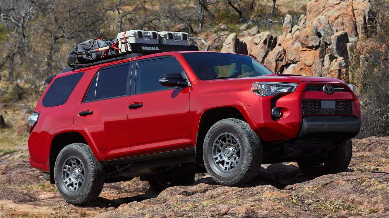 5. Toyota 4Runner: 36.5 Percent