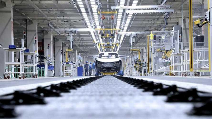 Volkswagen inizia la pre produzione di auto elettriche in Cina
