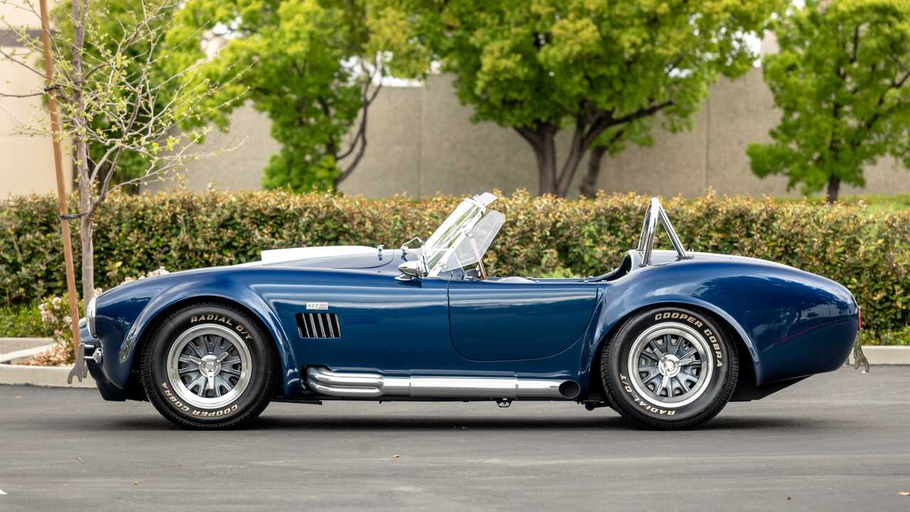 Enter To Win This Shelby Cobra 427 Used In Ford V Ferrari Filming