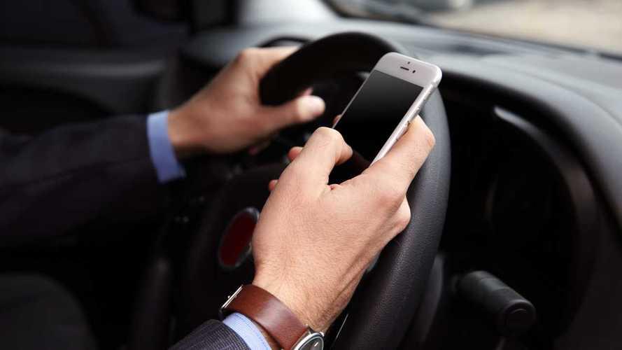 Drivers warned against phone use during post-lockdown homeworking