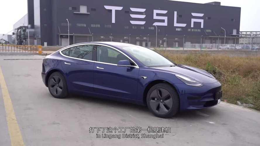 Tesla Model 3, cosa cambia nella versione fatta in Cina