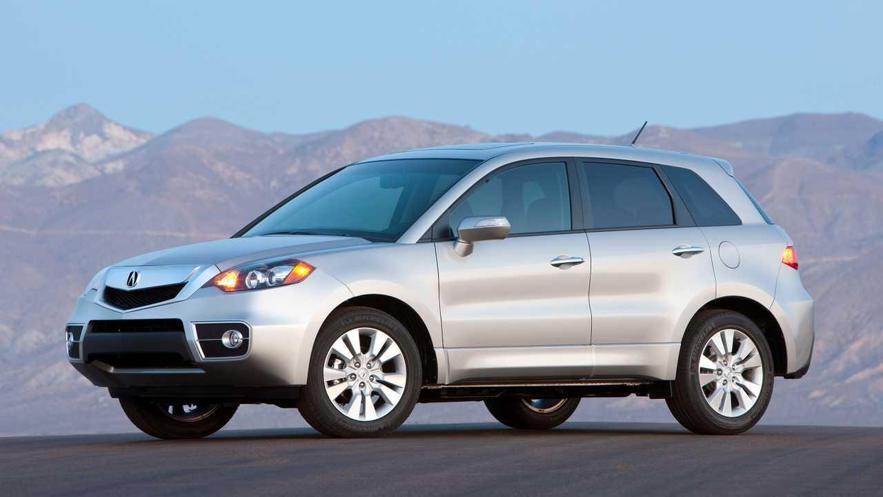 1. 2009-2011 Acura RDX