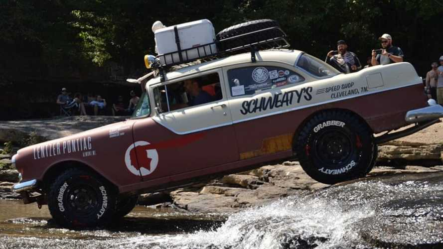 Check Out This 1955 Pontiac Chieftain Off-Road Build