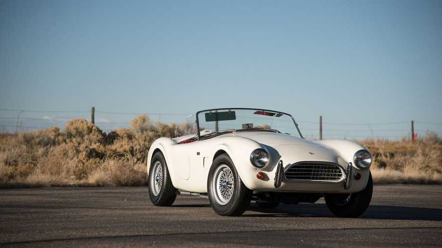 Here\'s Your Chance To Buy A Legit 1965 AC Cobra