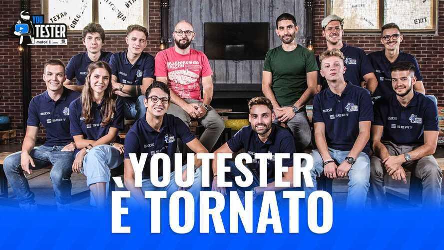 YouTester 2019, il 31 ottobre apre l'Academy di Motor1.com