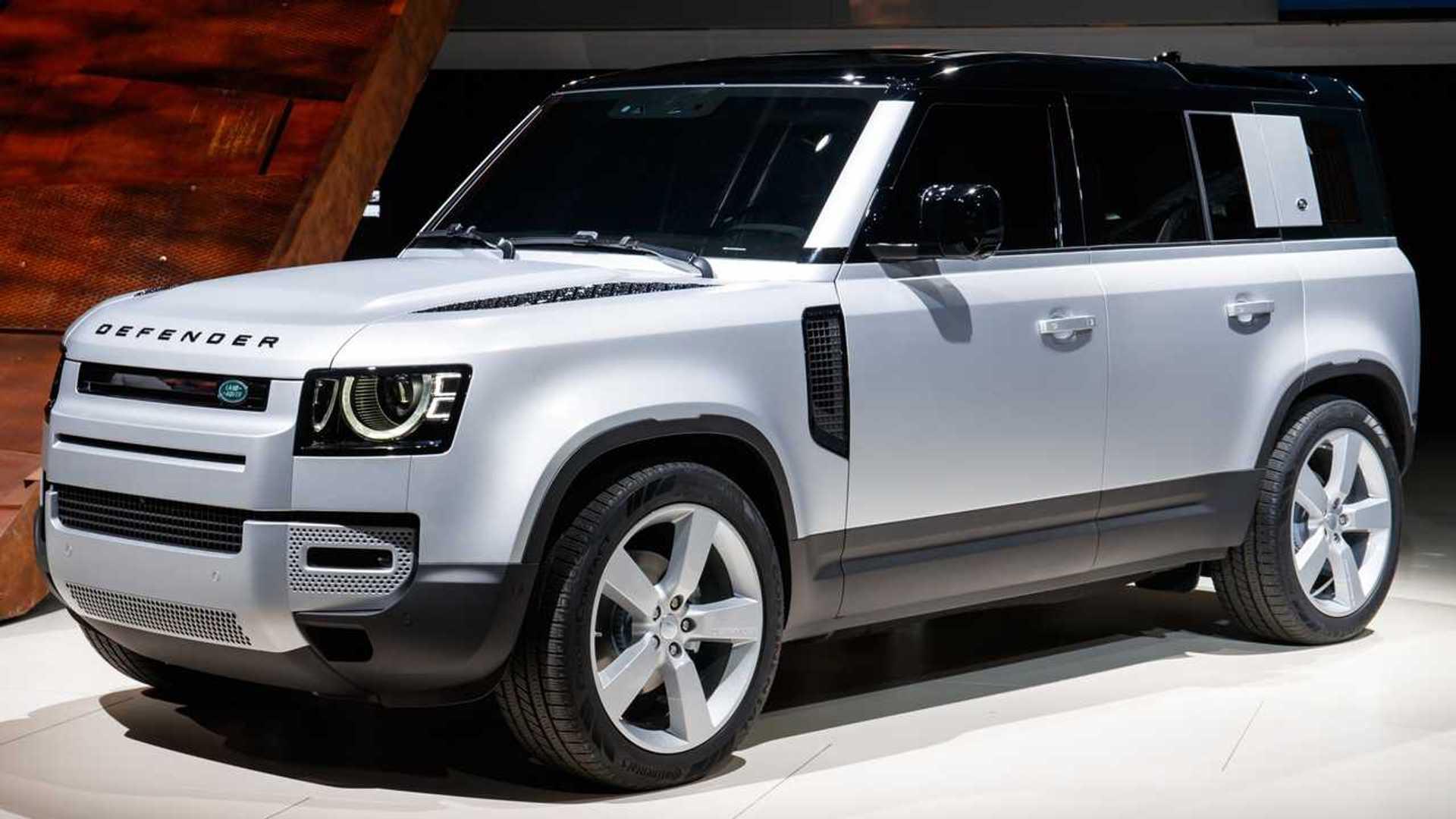 Land Rover Defender SVR To Get BMW Engine With 500 Horsepower?