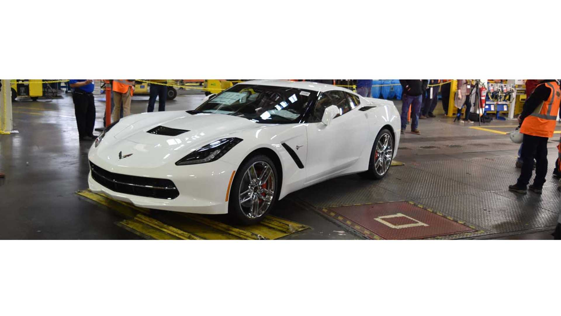 "[""Penultimate C7 Corvette Being Enshrined At NCM""]"