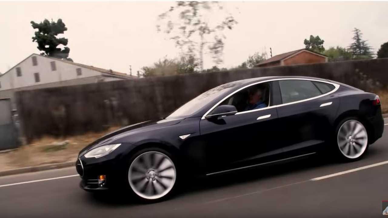 Jay Leno Is A Huge Fan Of Tesla