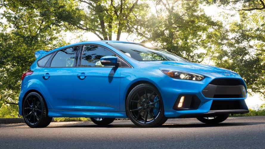 Future Ford Focus RS could get electric infusion