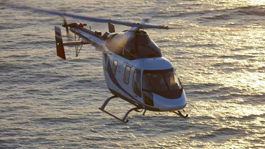 Линейка бренда Aurus пополнилась вертолетом