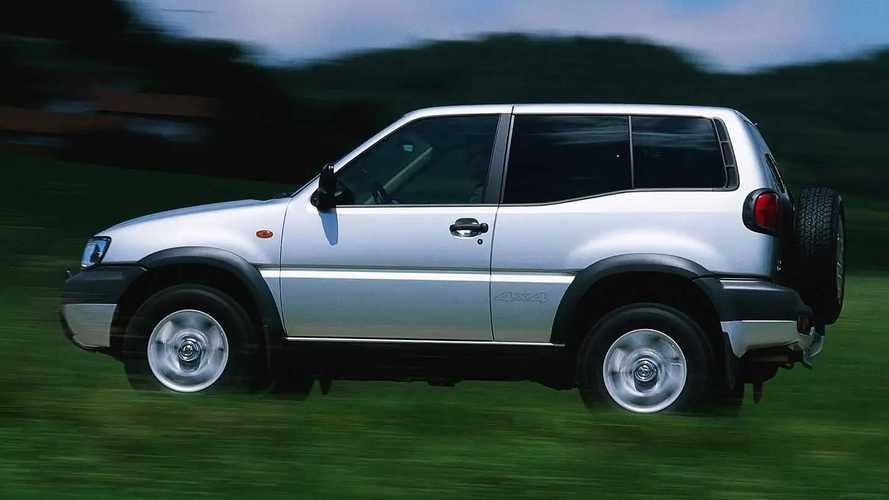 Nissan Terrano II clásico