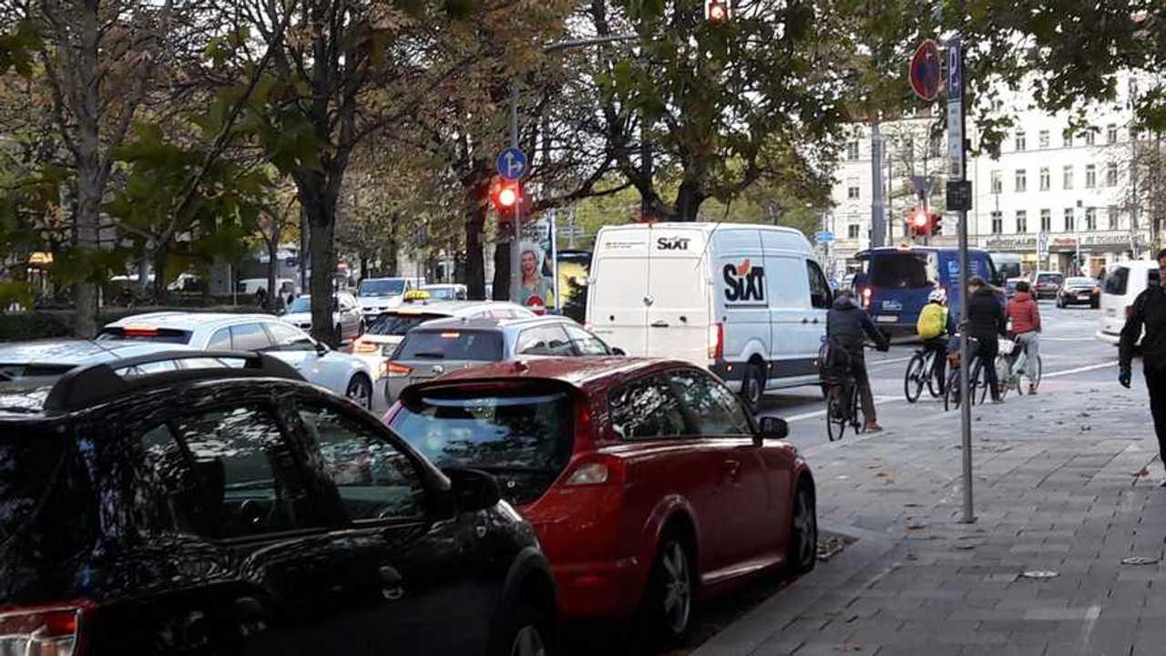Stadtverkehr (München, Stiglmaierplatz)