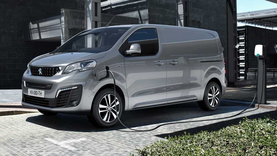 Peugeot e-Expert: Elektro-Transporter mit zwei Reichweiten