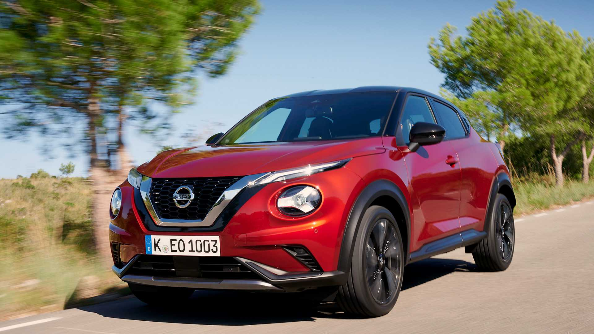 2020 Nissan Juke Performance