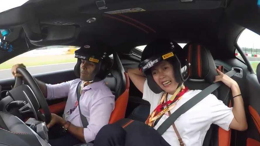 Ennyire még nem féltek egy F1-es pályán: majdnem sírt és pánikba esett (videó)