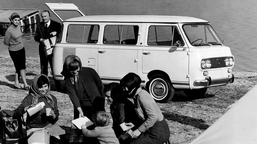 Fiat 850 T furgone