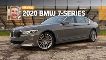 2020 bmw 750i review