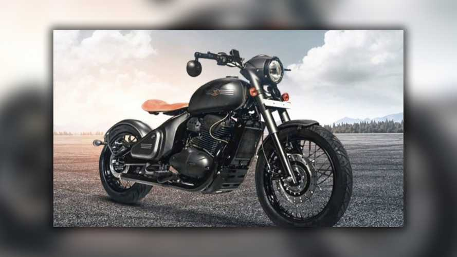 Jawa To Celebrate First Anniversary With New Perak Bobber