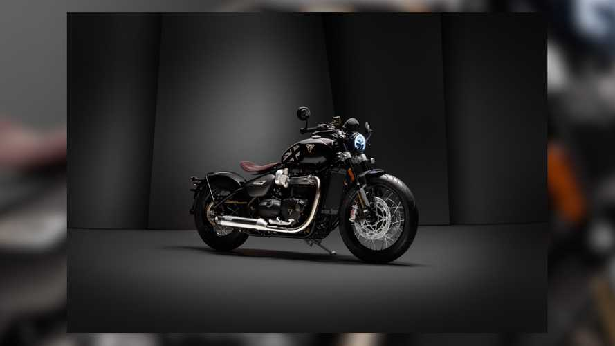 Triumph Bobber Gets The TFC Treatment For 2020
