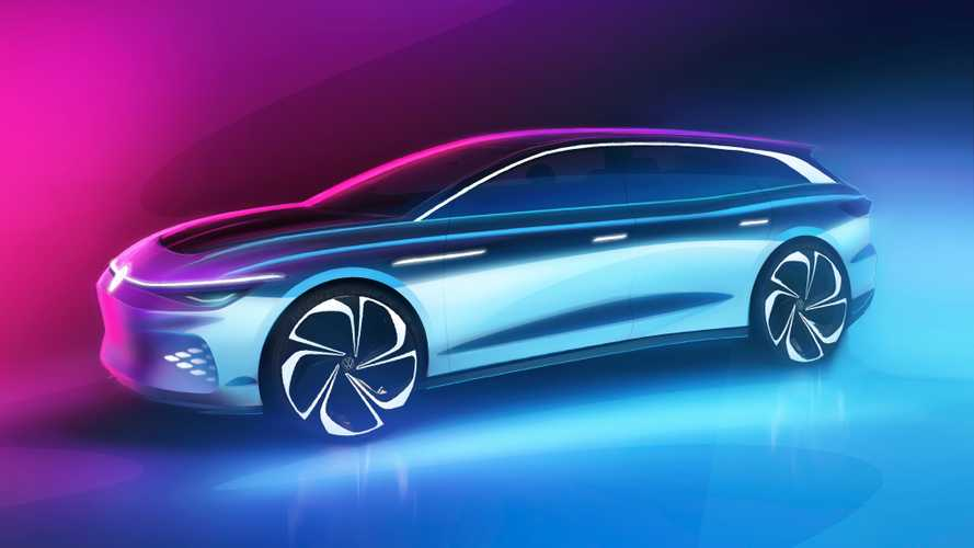 Volkswagen ID. Space Vizzion, l'elettrica per il Salone di Los Angeles