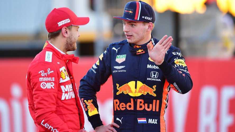 Verstappen attacca la Ferrari: