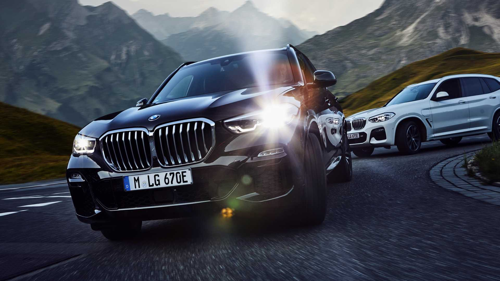 Bmw X3 Phev Breaks Cover With 292 Hp Up To 20 Miles