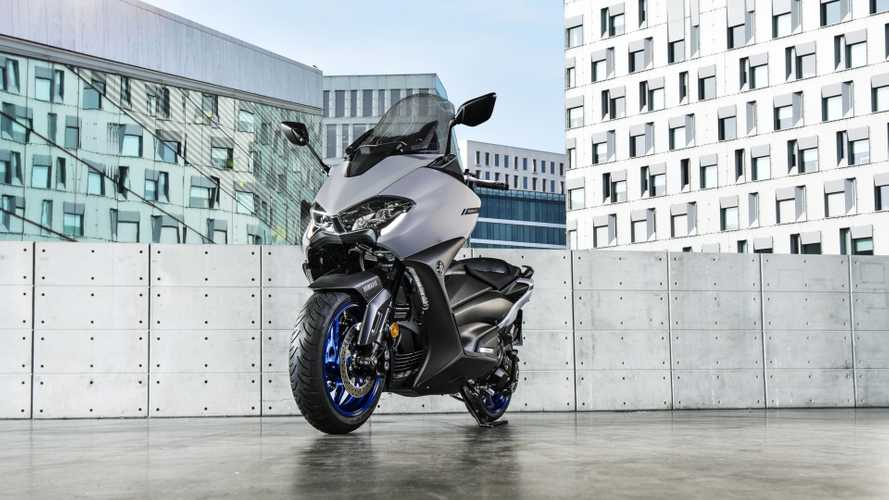 Yamaha Says: Don't Expect A TMAX ADV Scooter Anytime Soon