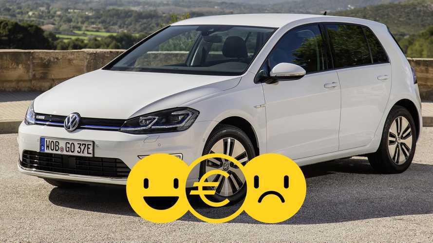 Promozione Volkswagen e-Golf, perché conviene e perché no