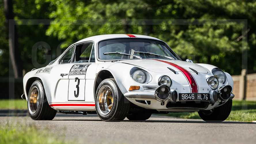 For $220K, This 1973 Alpine A110 1600S Could Be Yours