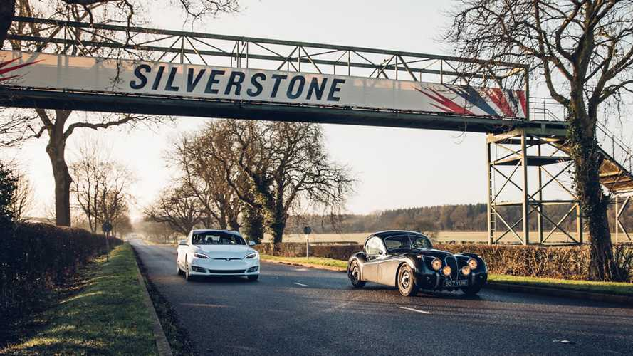 British Company Converting Classics To Electric