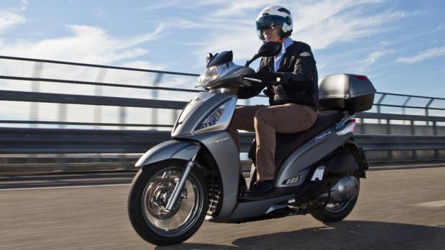Kymco People GTi 200 e 300 (ABS) MY 2015