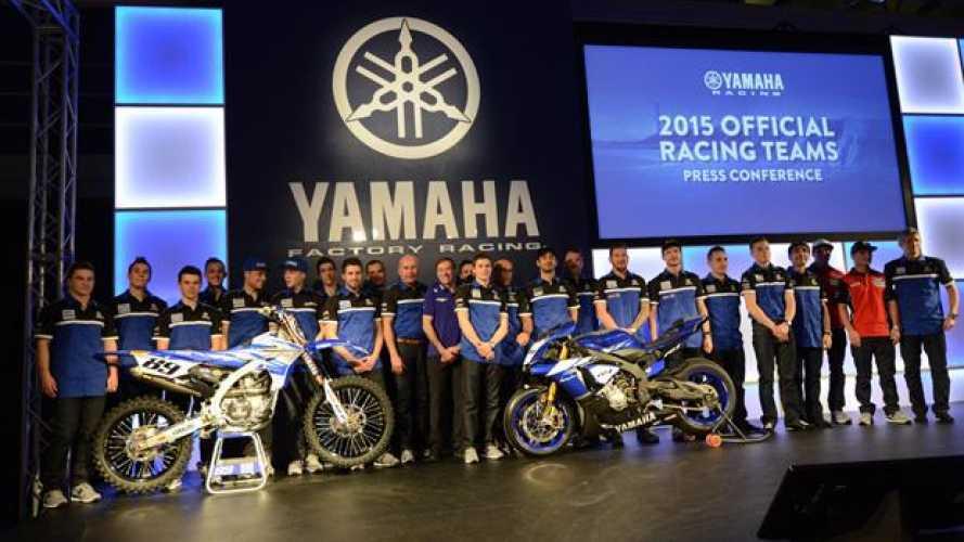 Team Yamaha Racing  2015: di tutto e di più!
