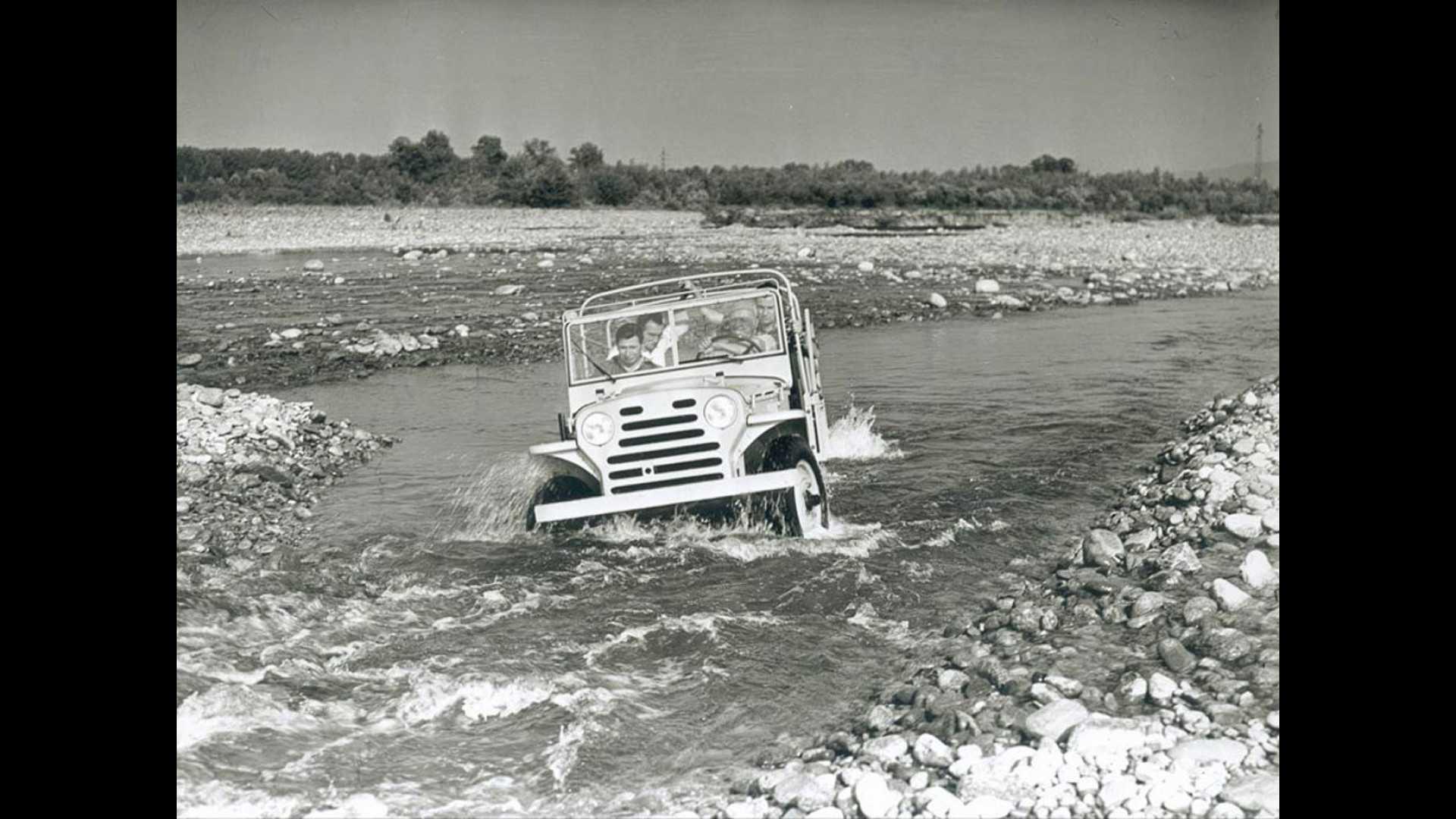 La Fiat Campagnola