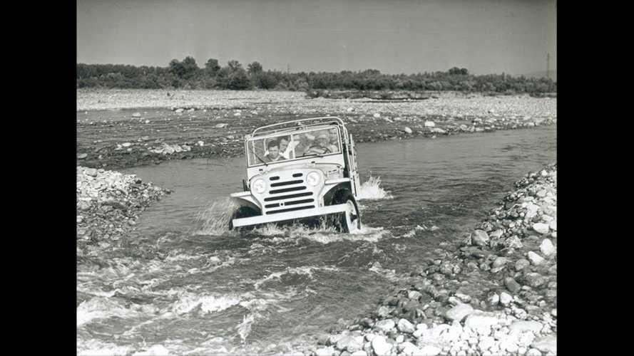 Fiat Campagnola AR 51